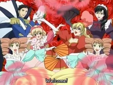 Ouran High School Host Club (Tamaki, Kyouya, Hikaru, Kaoru and Honey)