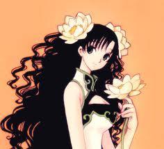 Himawari (XxxHolic) I do not her but I think she pretty