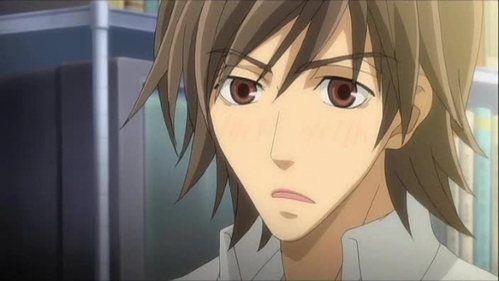 hiroki kamijou I figured with how smart he is and with all the books he reads he can be considered nerdy