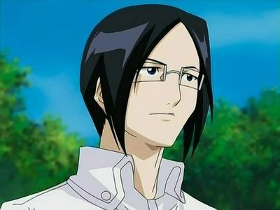Uryuu Ishida from Bleach, Able Nightroad from trinity Blood and Maes Hughes from Full Metal Alchemist.