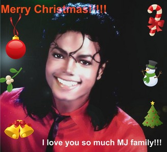 Merry বড়দিন MJ Family!!!!!