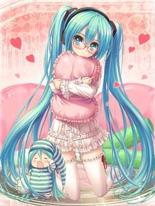 Hatsune Miku -Vocaloid c: Enjoy!