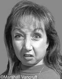 Walking in on my brother and his girlfriend. I remember one of those times, they were doing oral and it was just, ugh! Just nasty! DX This was my face when I saw it.