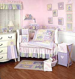 I need some pictures of rooms for twin baby girls!