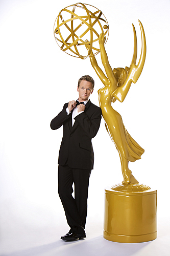 Neil Patrick Harris. And I know he's gay.