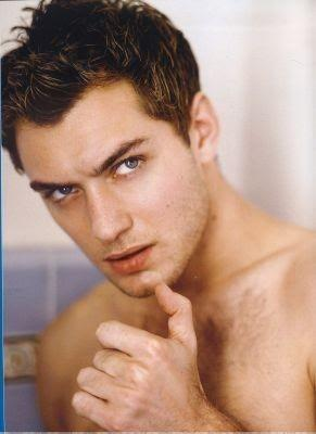 Jude Law! :D