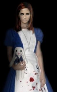 American McGee's Alice, not the ডিজনি Alice. I প্রণয় her. :]