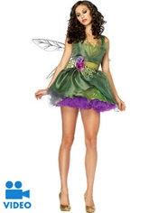 A woodland fairy. I প্রণয় fairies!!!!!!! <3 <3 <3