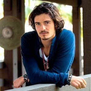 Orlando Bloom <3 (also Jake Gyllenhaal but he was already mentioned here<3) (love this pic *--*)