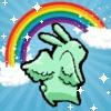 BUNNIES!!!! I like bunnies.. but not as much a kitties... o.o