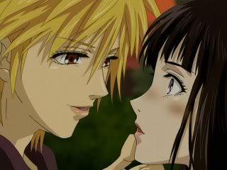 Sunako and Kyouhei (Yamato Nadeshiko Shichi Henge)