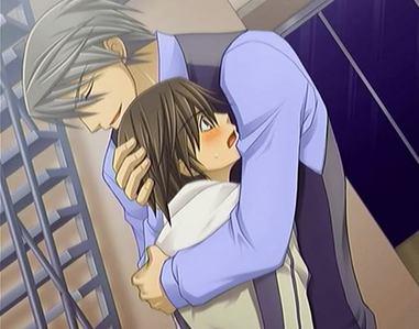 Misaki and Akihiko~<3 (Junjou Romantica)