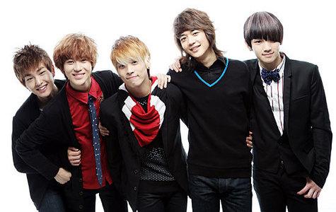 سب, سب سے اوپر 5 1.SHINee 2.Super Junior 3.U-KISS 4.Vocaloid 5.Maroon 5