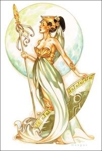 Athena!