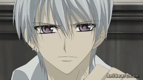 1) shiki, he's like silent but deadly..(kills u with his looks) 2)ZERO!!! omg i pag-ibig zero.. the tough hottie!!!
