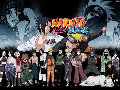 Naruto SHIPPUUDEN :D