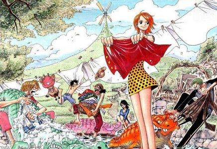 One Piece !! But i looking Naruto & Naruto Shippuuden too.