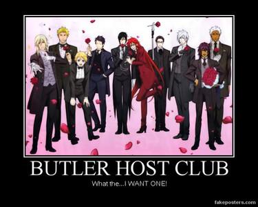 Black Butler XD