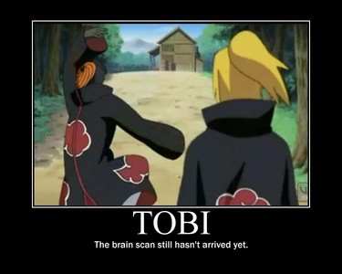 TOBI! duh! indeed!