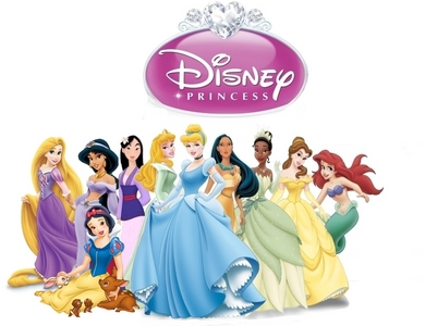 Дисней Princess! :D