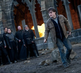 Harry,Cedric, یا Lupin :) <3