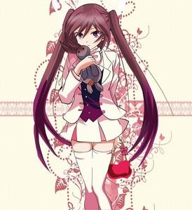 Alice form Pandora Hearts