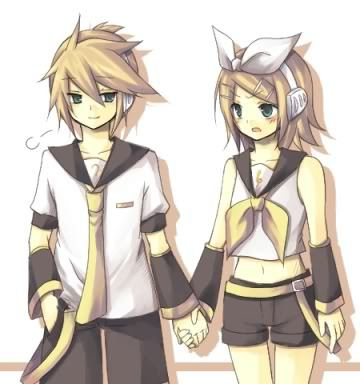 Holding Hands Anime