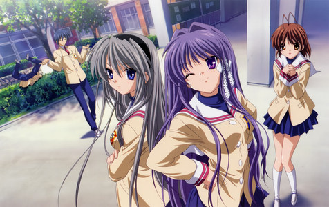 girl power (from clannad) XD