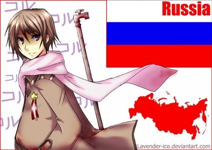 RUSSIA (male)