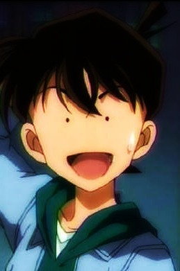 Kudou Shinichi from Case Closed.