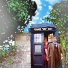 Doctor Who ! It's about a man who has lived for più that 900 years cause he's a time lord and can regenerate when he dies. he travels in time and spazio in a blue box that's bigger on the inside .he always has a companion with him and they fight aliens . that's the short version of it xD but no, it's an AMAZING mostra :D