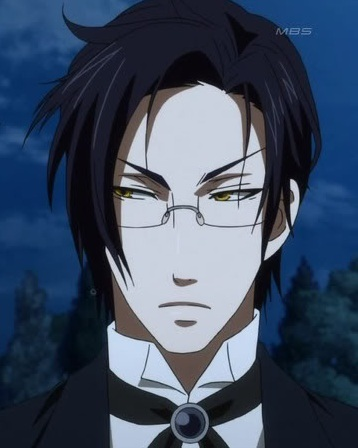 >.> Claude Faustus. Yep. Real people are overrated.