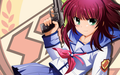 Yuri from Angel Beats. Although I really like Anya and C2 from Code Geass.