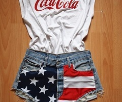 American white girl.....
