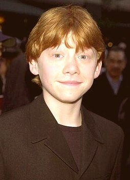 ron. he is funneh. lol. and he reminds me of someone ik... lol