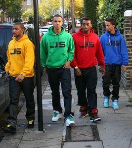 JBBB - JLS! JB's the one on the left :)