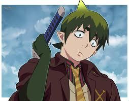 Amaimon from ao no exorist/ blue exorcist