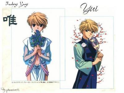 yui from fushigi yugi:)