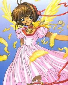 My favotire アニメ character and crush is Sakura Kinomoto. :) I just 愛 her.