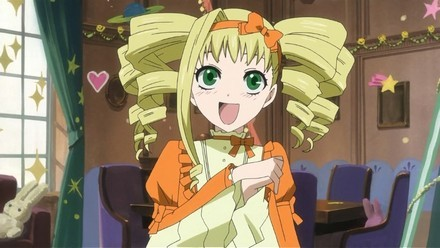 *Sigh* Elizabeth Middleford from Black Butler. Why do people seem to hate her so much? She is adorable! <3