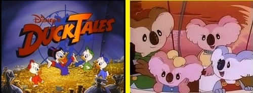 itik Tales atau Adventures of the Little Koala