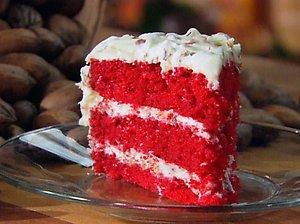 No.........mmmmmm Red Velvet cake <3