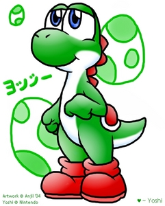 I WOULD BE SO HAPPY! first i would try to look for yoshis! ^_^