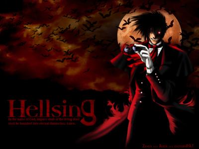 Hellsing!!