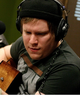 3) My Laptop 2) Music 1) Patrick Stump <3 who's mine so stay away >:3