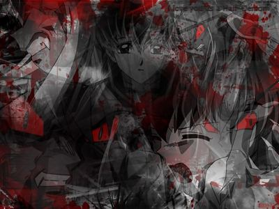 inuyasha's full demon form:)