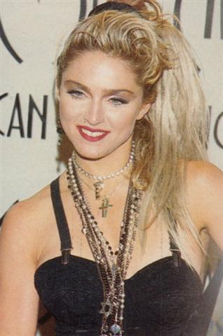 Do आप like Madonna?