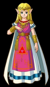 Who is your Избранное Zelda female character?