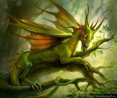 If anda had the power to transform into a dragon atau have some powers of a dragon, what would your element be?