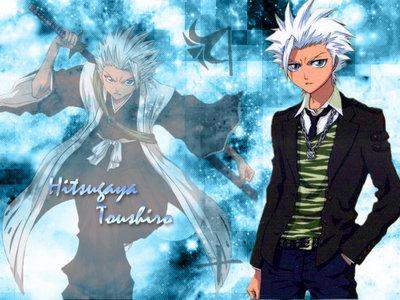 me and toshiro~ ^_^ sagittarius ftw!!